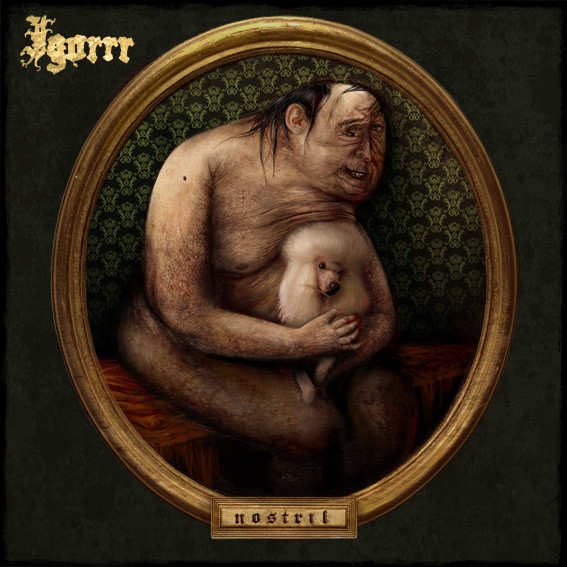 "IGORRR ""Nostril"" DOUBLE VINYL"