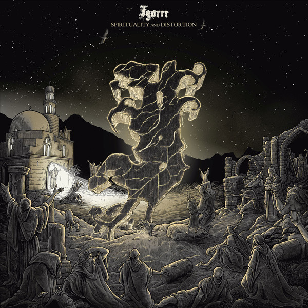 "IGORRR ""Spirituality and distortion"" DOUBLE VINYL"