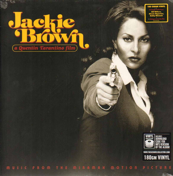 "OST ""Jackie Brown"" VINYL"