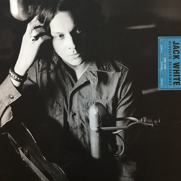 "JACK WHITE ""Acoustic recordings"" CD"