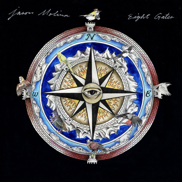 "JASON MOLINA ""Eight gates"" CD"