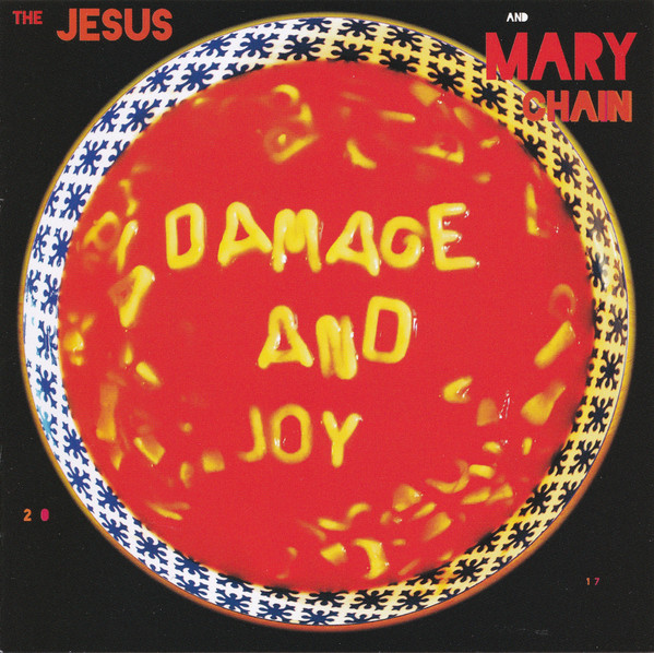 "THE JESUS AND MARY CHAIN ""Damage and joy"" VINYL"