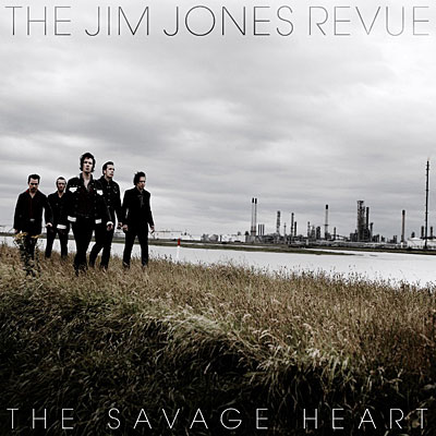 "JIM JONES REVUE ""Savage heart"" CD"