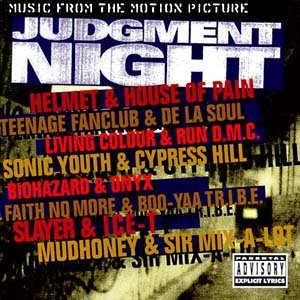 "OST ""Judgment night"" LP"