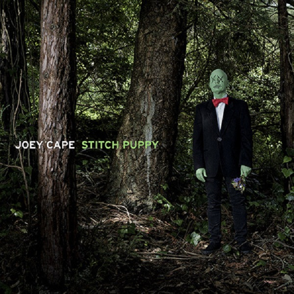"JOEY CAPE ""Stitch puppy"" CD"