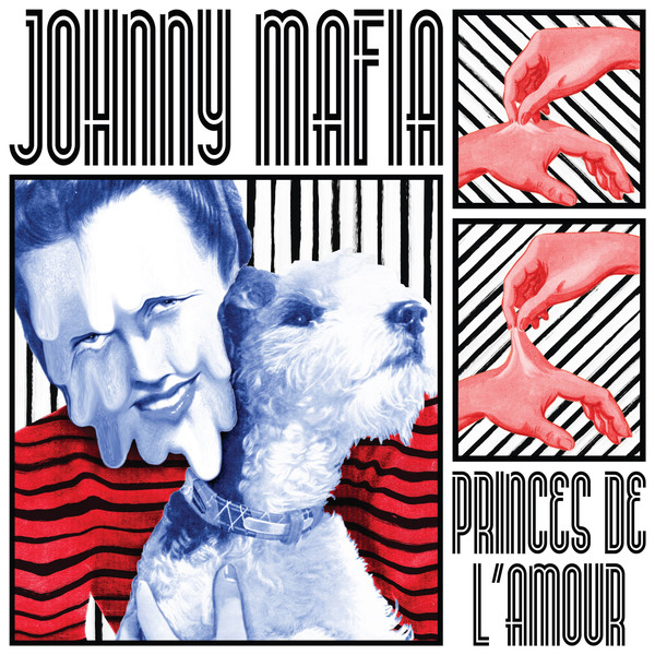 "JOHNNY MAFIA ""Princes de l'amour"" LP"