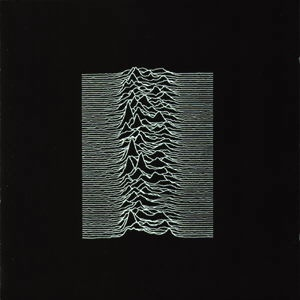 "JOY DIVISION ""Unknown pleasure"" VINYL"