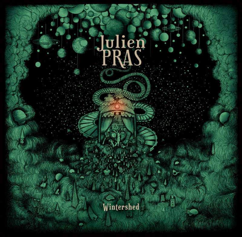 "JULIEN PRAS ""Wintershed"" CD"