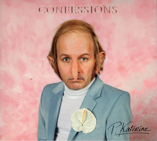 "PHILIPPE KATERINE ""Confessions"" CD"