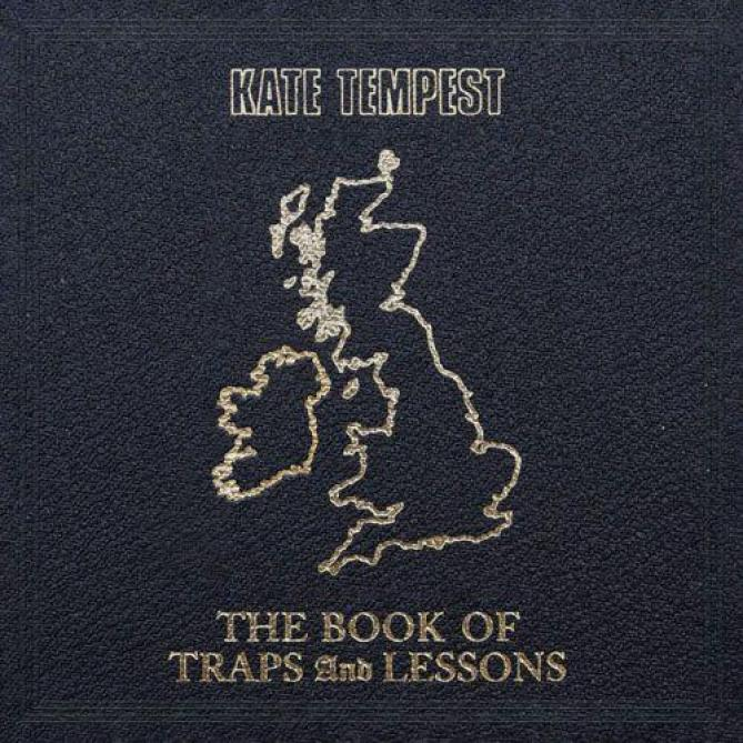 "KATE TEMPEST ""The book of traps and lessons"" VINYL"