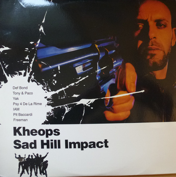 "KHEOPS ""Sad hill impact"" TRIPLE VINYL"