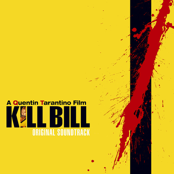 "OST ""Kill Bill vol 1"" LP"