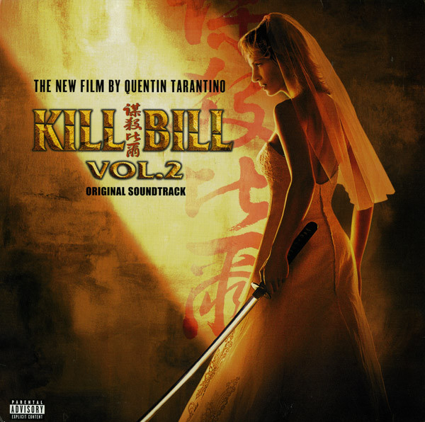 "OST ""Kill Bill vol 2"" LP"