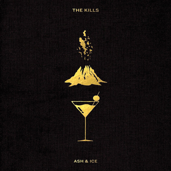 "THE KILLS ""Ash & ice"" DOUBLE VINYL"