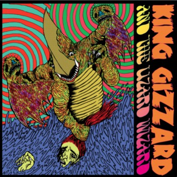 "KING GIZZARD & THE LIZARD WIZARD ""Willoughby's beach"" VINYL"