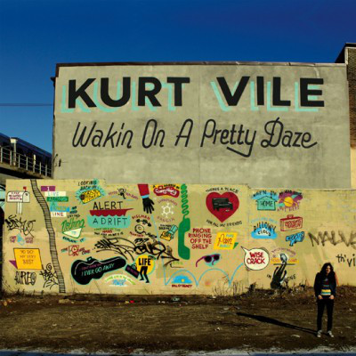 "KURT VILE ""Wakin on a pretty daze"" DOUBLE VINYL"