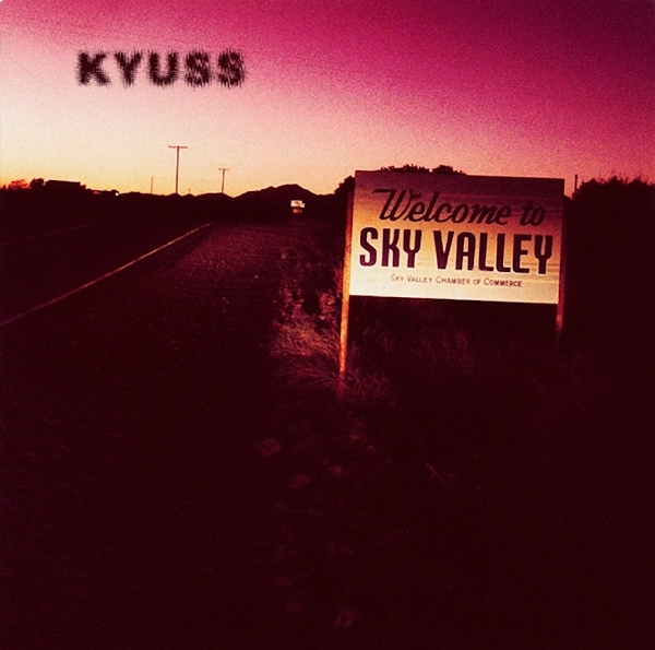 "KYUSS ""Welcome to sky valley"" CD"