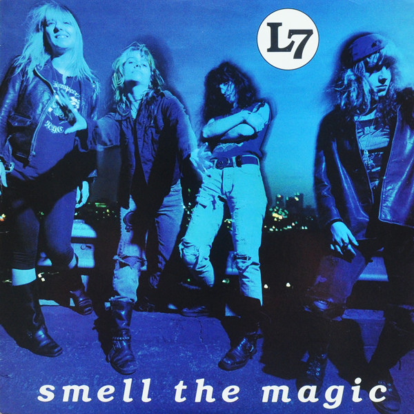 "L7 ""Smell the magic"" CD"