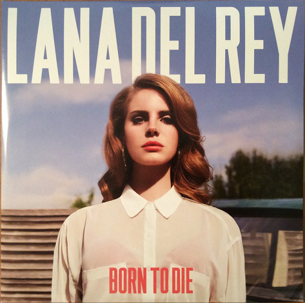 "LANA DEL REY ""Born to die"" DOUBLE VINYL"