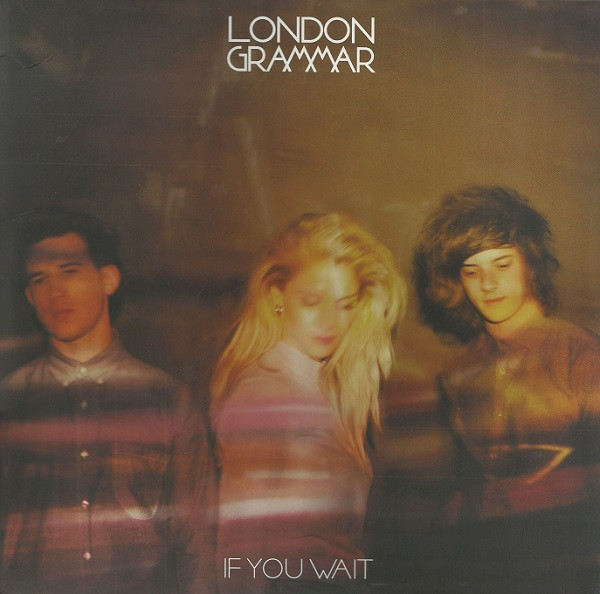 "LONDON GRAMMAR ""If you want"" 2LP"