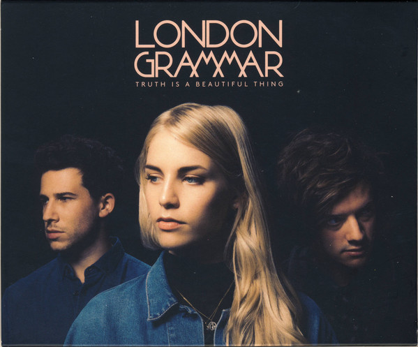 "LONDON GRAMMAR ""Truth is a beautiful thing"" CD"