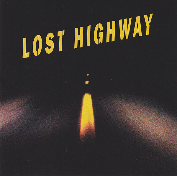 "OST ""Lost Highway"" DOUBLE VINYL"