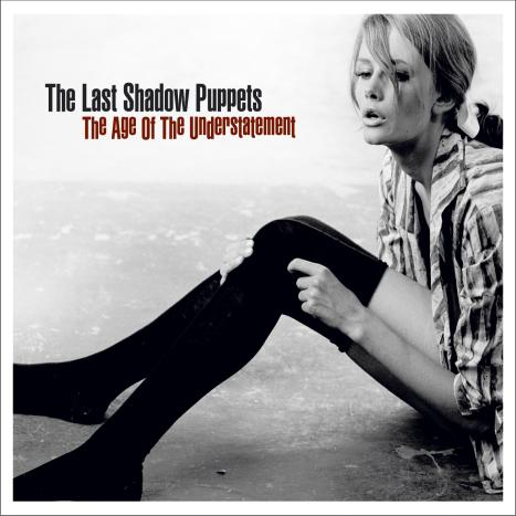 "LAST SHADOW PUPPETS ""The age of the understatement"" VINYL"