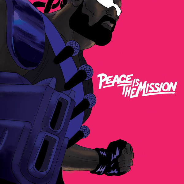 "MAJOR LAZER ""Peace is the mission"" LP+CD"
