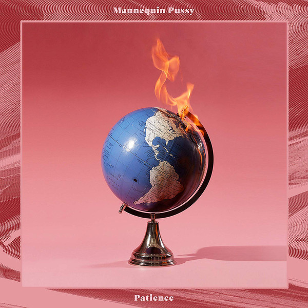 "MANNEQUIN PUSSY ""Patience"" CD"