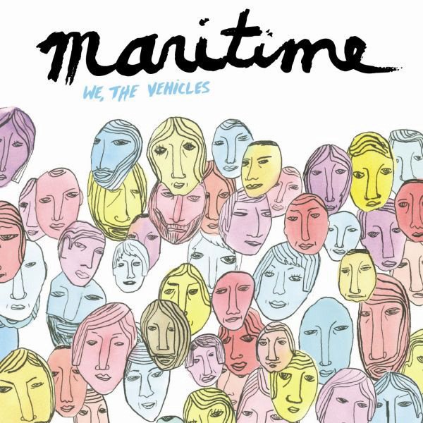 "MARITIME ""We the vehicle"" CD"