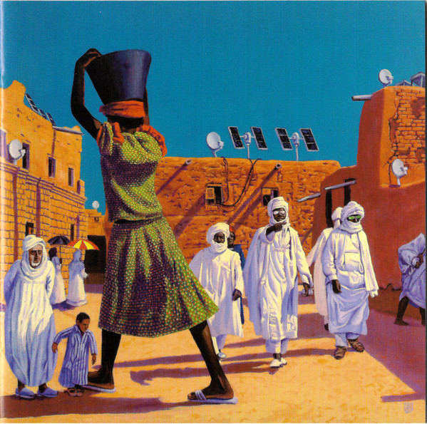 "MARS VOLTA ""Bedlam in Goliath"" CD"