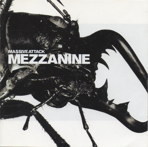 "MASSIVE ATTACK ""Mezzanine"" DOUBLE VINYL"