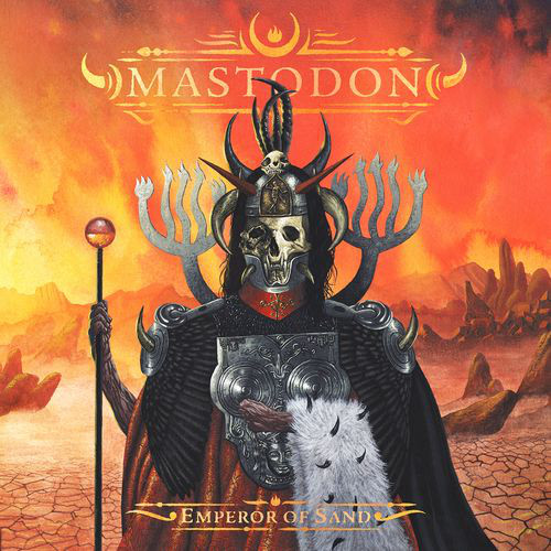 "MASTODON ""Emperor of sand"" CD"