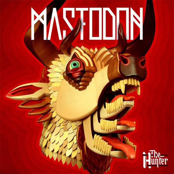 "MASTODON ""The hunter"" CD"