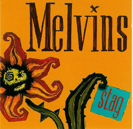 "MELVINS ""Stag"" DOUBLE VINYL"