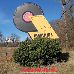"V/A ""Memphis treat"" VINYL"