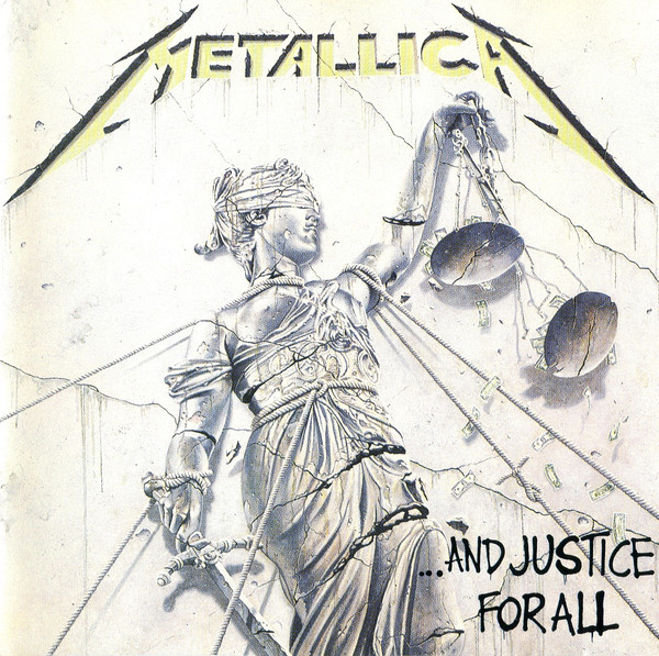 "METALLICA ""...And justice for all"" DOUBLE VINYL"