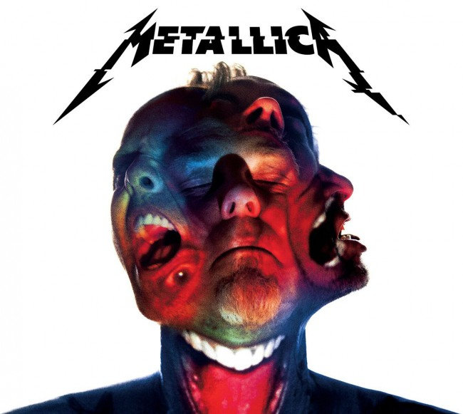 "METALLICA ""Hardwired...to self-destruct"" 2CD"