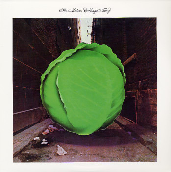 "THE METERS ""Cabbage alley"" LP"