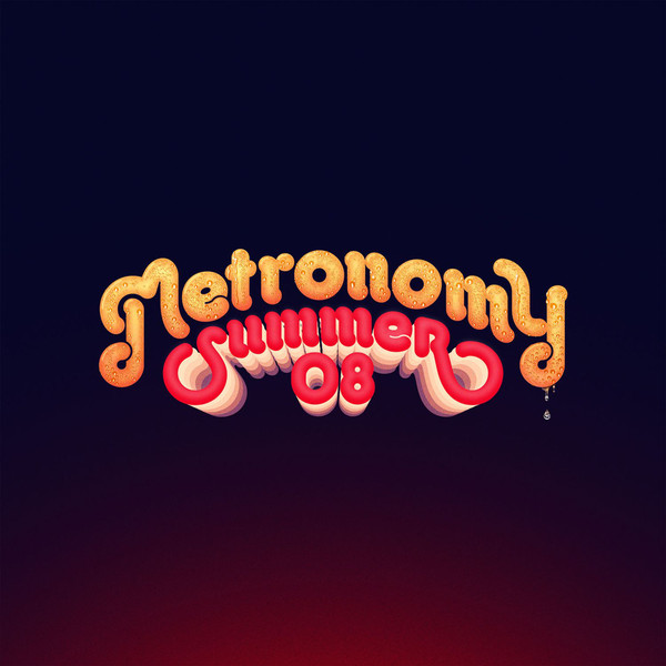 "METRONOMY ""Summer 08"" CD"