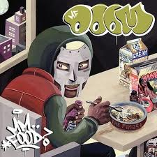 "MF DOOM ""Mm...food?"" VINYL"