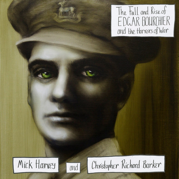 "MICK HARVEY & CHRISTOPHER RICHARD BARKER ""The fall and rise.."" C"