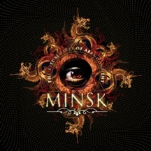 "MINSK ""The ritual fires of abandonment"" CD"