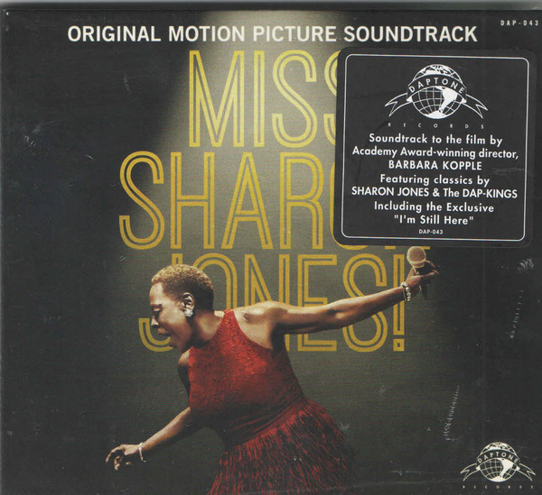 "OST ""Miss Sharon Jones"" 2LP"