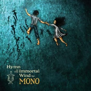 "MONO ""Hymn to the immortal wind"" CD"
