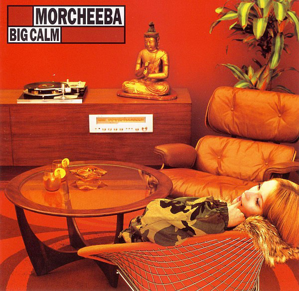 "MORCHEEBA ""Big calm"" VINYL"
