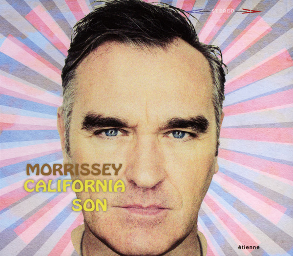 "MORRISSEY ""California son"" VINYL"