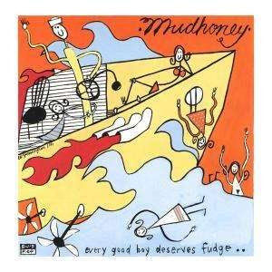 "MUDHONEY ""Every good boy deserves fudge"" VINYL"
