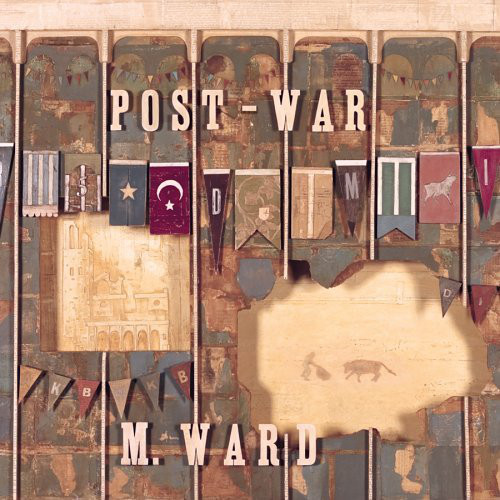 "M.WARD ""Post-war"" CD"