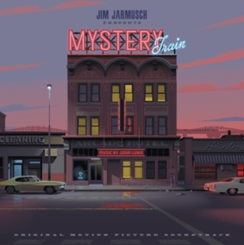 "OST ""Mystery train"" LP"